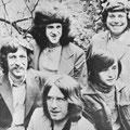 PARK LANE - laatste bezetting in 1972. vlnr: Cor Rijnkels, Cees Simons, Bert Jungbeker (voorgrond), Wim Musters, Adrie Kommers
