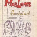 In juli 1968 komt het eerste fanclubblad uit. Redacteur was Ko (Cobus) van de Ketterij. De fanclub groeide uit tot zo'n 450 leden.