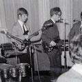 THE OP-SOUND optreden in Tilburg 1968