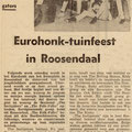 THE INSTIGATORS: Brabants Nieuwsblad 14 mei 1966
