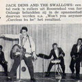Jack Dens & The Swallows: Muziek Parade mei 1961