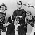 THE HERALDS begin 1966  vlnr: Ben Murawski -Jan Marijnissen - Harry Groeneveldt - Jack Goossen