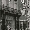 Muziekhandel Spronk, Veemarktstraat 52-54, Breda (1965)