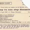 Riched Club - Haagse Dierentuin - 9 april 1960