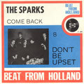 THE SPARKS - 1966 Come Back / Don't Be Upset (CNR F 391)
