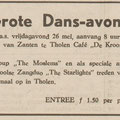 THE STARLIGHTS: De Eendrachtbode 25-5-1967