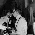 THE OP-SOUND (Kaai-Bar januari 1967) vlnr: Cor van Dongen - Fred Baarda - Piet van Trijp