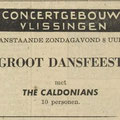 THE CALDONIANS: PZC 25 april 1958