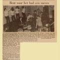 Brabants Nieuwsblad: Beat voor het Bad (Klokkenberg) - Las Vegas, Zaal Wilhelmina, 9 april 1966