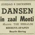 THE HERALDS: Dagblad de Stem 4-12-1964