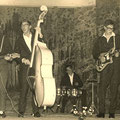 THE STYLETS - St. Josephhuis Roosendaal 18-10-1963 - vlnr: Coen van Doorn - Eddy Arons - Peter Breugelmans - Emile Lemmens