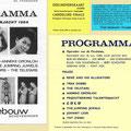 Finale talentenjacht Circustheater Scheveningen 13-09-1964