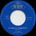 Jack Dens & The Swallows - Heaven in Your Eyes (CNR UH 9523) 1961