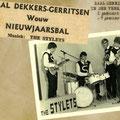 Zaal Gerritsen (In den Veehandel), Wouw - optredens 1 en 9 januari 1966