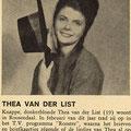 Uit Tuney Tunes - November 1962