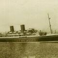 RMS Maloja (P&O)
