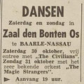 THE CIVILIANS: Dagblad de Stem 29-10-1965