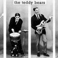 The Teddy Bears (1963) vlnr: Jan Korebrits, Hans Canters, Stefan Swaczyna, Cees van Riel