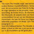THE HERALDS - reünie september 1997