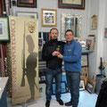 La premiazione dell'Eroe 2011: Silvio Scotti