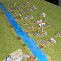 Una delle divisioni di Soult.Questi deve attaccare il Pratzen. Ne faranno le spese le truppe di Langeron e Prebyshevsky.