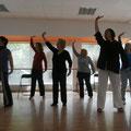 Qi Gong Gruppe 2012 (?)
