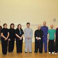 einige unserer Schüler beim Chen_Bing-Seminar 2013