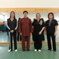 Mit Meister Wang Haijun