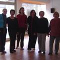 Damen vom Qi Gong 2012