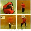 Hellebardenvorführung beim Chen Bing Seminar, Wien 2011