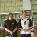 2007 Besuch bei meinem früheren Meister Wang in Dengfeng