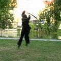 Säbel-Training 2008