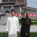 mit Chen Bing in Chenjiagou 8/11