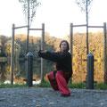 Herbst 2013- etwas tiefere Stände für die Beinkraft