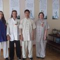 Eröffnung von Chen Bings Filiale Zhengzhou