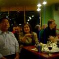 10/2012 Praha- welche Ehre: GM CXW setzt sich neben mich, bzw. läßt mich an seinen Tisch holen