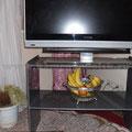 Подставка под телевизор из искусственного камня