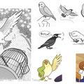 お絵かきパズルランド 2015年 8月号(白夜書房)