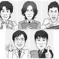 ずっしりたっぷりアロー&スケルトン 2015年9月号(株式会社笠倉出版社)