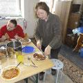 usnere Küchenfrau