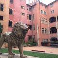 Le lion du Vieux Lyon - L. Pons 2015