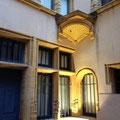 Traboule dans le Vieux Lyon - L. Pons 2015