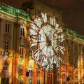 Fête des Lumières 2011 - Hôtel de Ville - C. Debat 2011