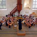 Kirche Seon 2003, 120 Jahre Zitherverein