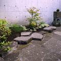 松井さんのてがけたお庭。ご紹介しますよ