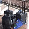 ...und nun Zug verpasst  :-(