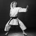Francine Waber Wettkampf Kata