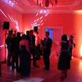 DJ Marcus N auf einer Hochzeit auf dem Kulturgut Ermlitz