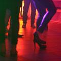 tanzende Gäste- volle Tanzfläche garantiert !:-)