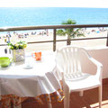 Ada Benedicto XIII  Apartamento 3ª planta. Primera línea de playa. www.adapeniscola-apartamentos.com